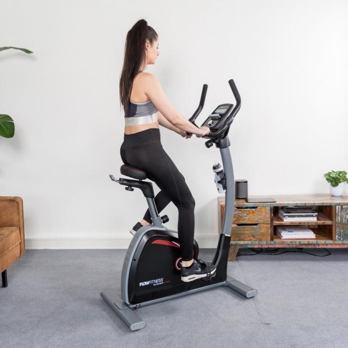 Bicicleta fitness exercitii FLOW FITNESS DHT2500I [2]