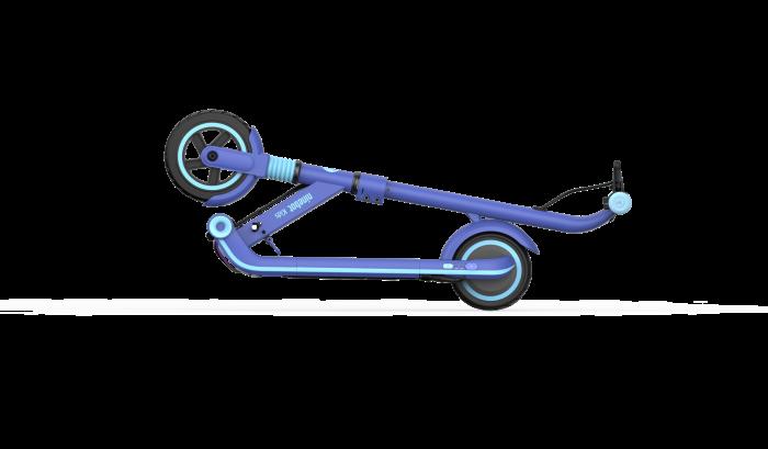Trotineta electrica Ninebot eKickScooter ZING E8 albastru [1]