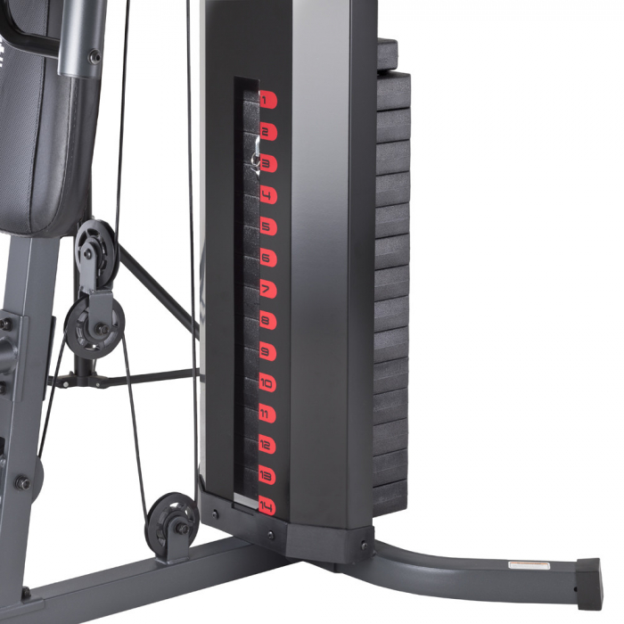 Home Gym inSPORTline Profigym C40 [11]