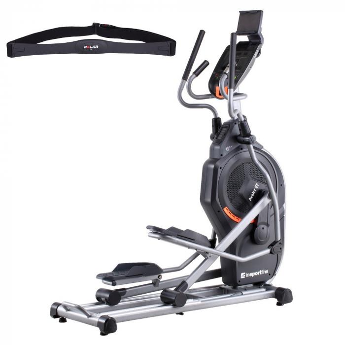 Bicicleta fitness eliptica inSPORTline Avalor ET [1]