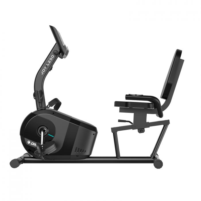 Bicicleta fitness magnetica recumbent Orion JOY L250 [0]