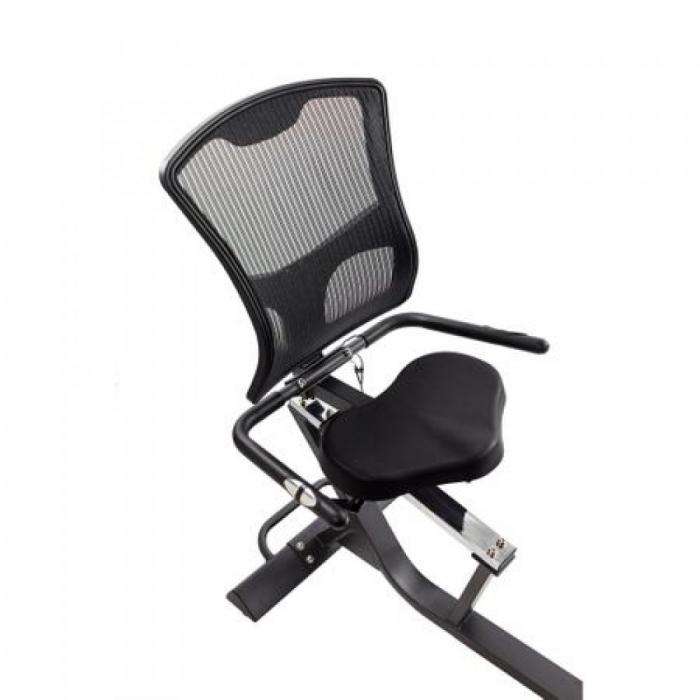 Bicicleta fitness orizontala cu spatar Techfit R410 [9]
