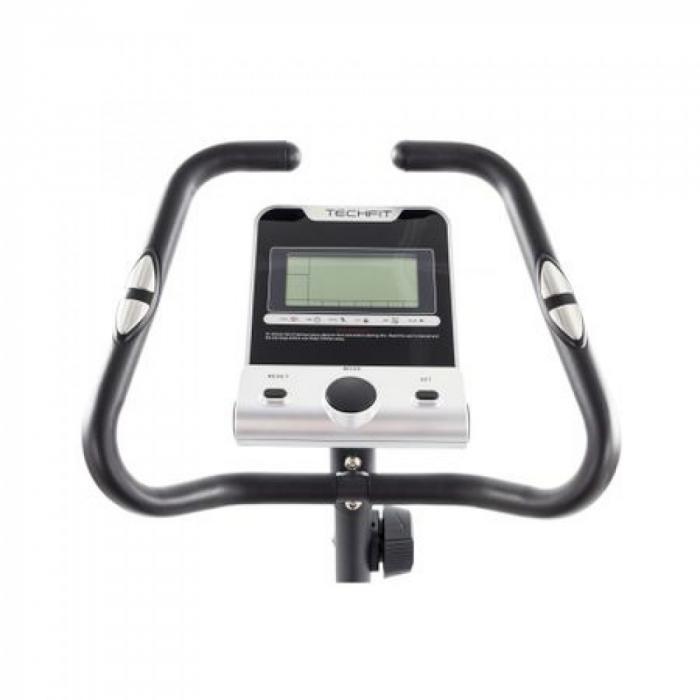 Bicicleta fitness orizontala cu spatar Techfit R410 [1]