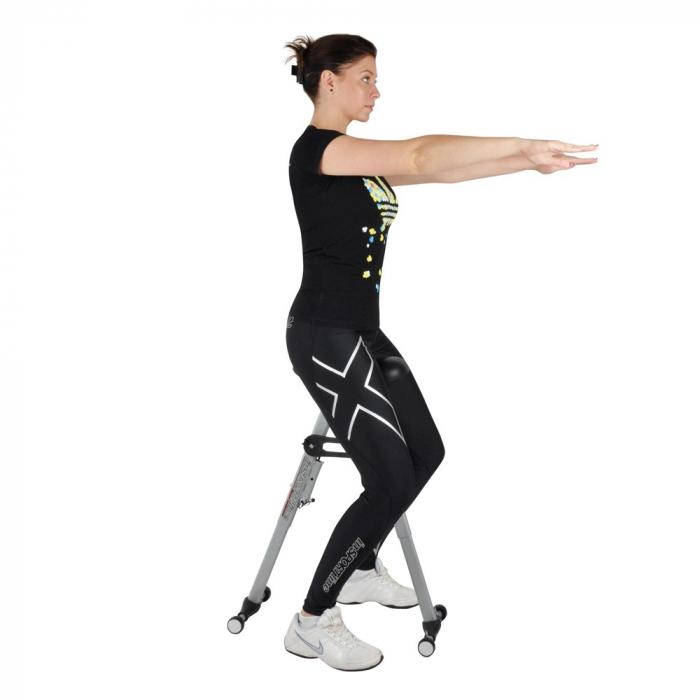 Scaun inSPORTline Slim Legs [4]
