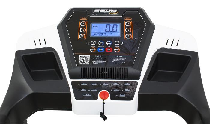 Banda de alergare electrica Scud Race [8]