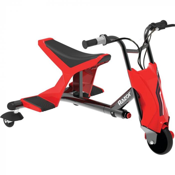 Tricicleta electrica Razor pentru drifturi Razor Drift Rider Rosu/Negru [0]