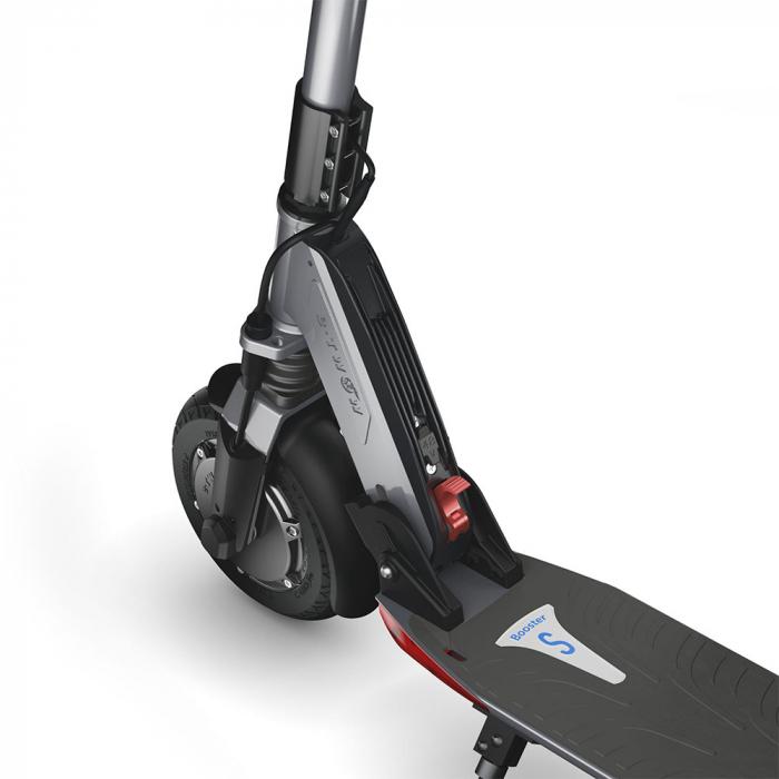 Trotineta electrica e-TWOW Booster Plus S gri [3]
