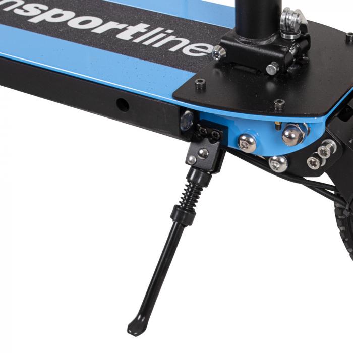 Trotineta electrica inSPORTline Skootie Pro 8'' albastra [10]