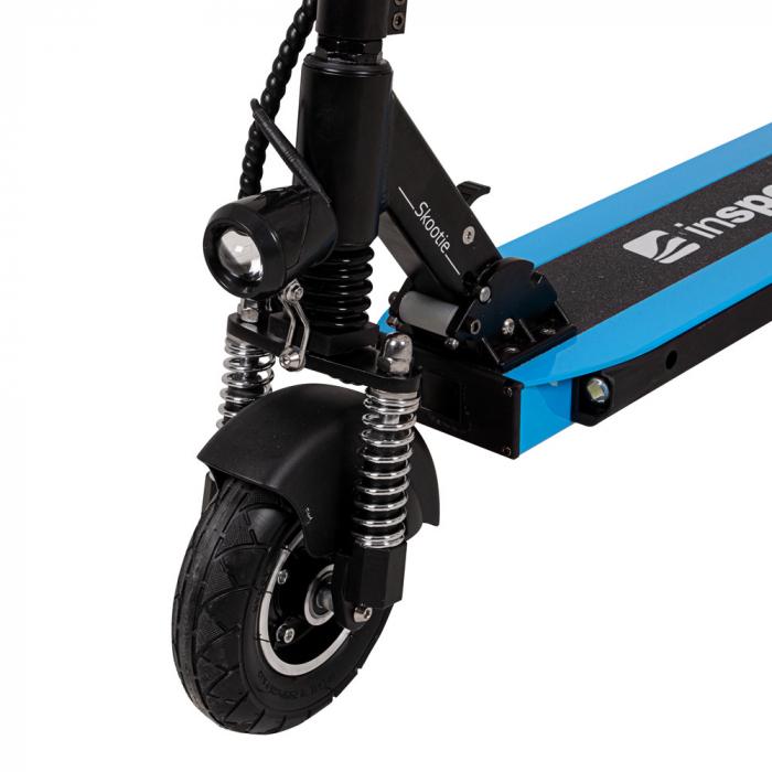 Trotineta electrica inSPORTline Skootie Pro 8'' albastra [6]