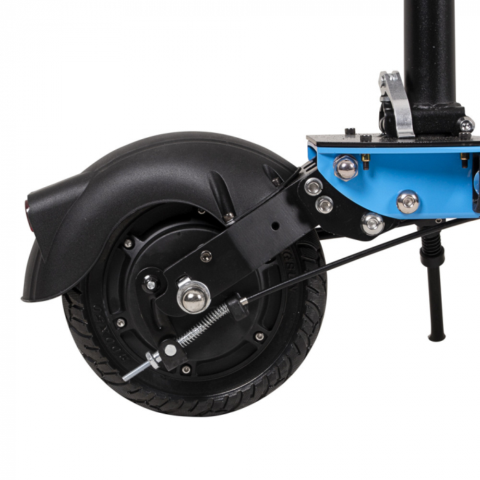 Trotineta electrica inSPORTline Skootie Pro 8'' albastra [7]