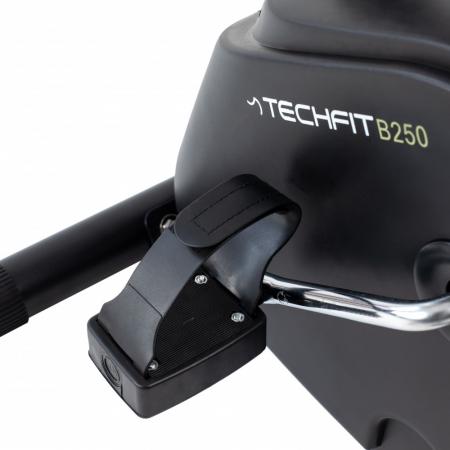 Bicicleta fitness exercitii TECHFIT B250 [6]