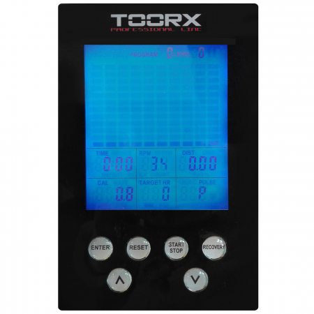 Banda de alergare electrica Toorx TRX-SPEED-CROSS [1]