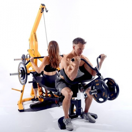 Accesoriu optional Biceps WB-CMA Powertec [1]