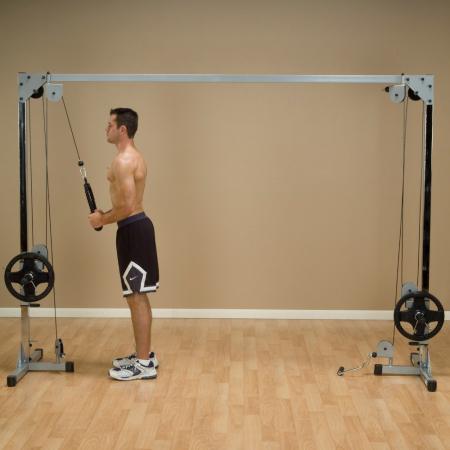 Aparat Fitness Crossover cu Cablu Body-Solid PCCO90X [6]