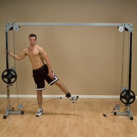 Aparat Fitness Crossover cu Cablu Body-Solid PCCO90X [2]