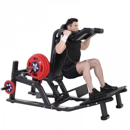 Aparat genuflexiuni Hack Squat MBH Fitness XH-004 [1]