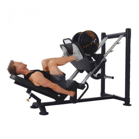 Aparat Presa Picioare, 450 kg, Powertec [1]