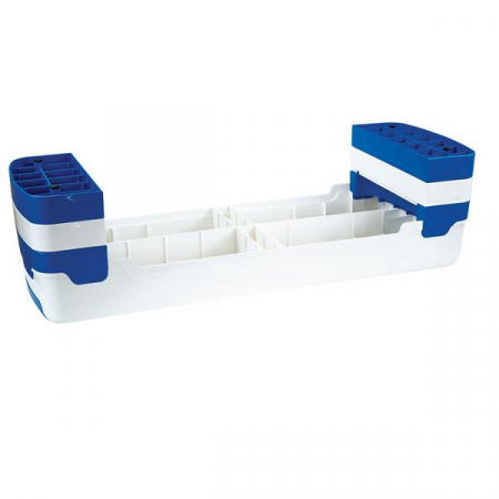 Banca aerobic HMS AS005 alb/albastru [4]