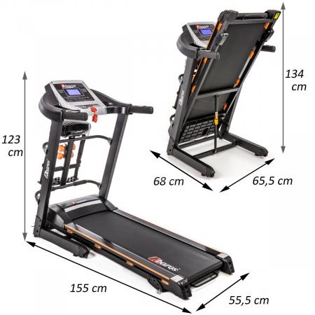 Banda alergare electrica Sportmann Abarq BZ-42.5.M [7]