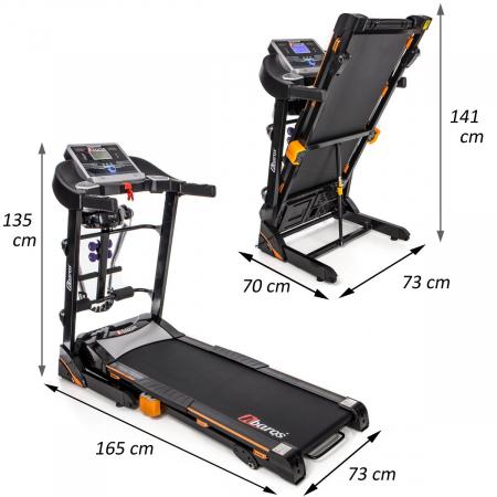 Banda alergare electrica Sportmann Abarq BZ-45.M [9]