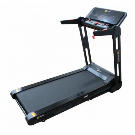 Banda de alergare pliabila, 2.25 CP, 120 kg, 16 KM/H, TheWay Fitness [6]