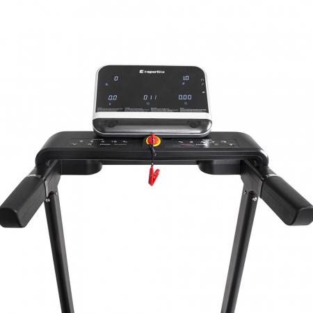 Banda de alergat electrica inSPORTline inCondi 45i, 2 CP, 120 kg [4]