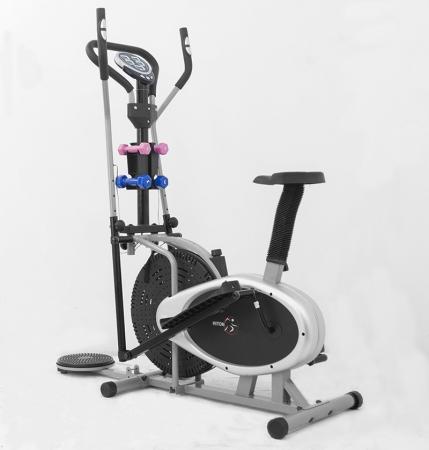 Bicicleta eliptica 17 R Combo [1]