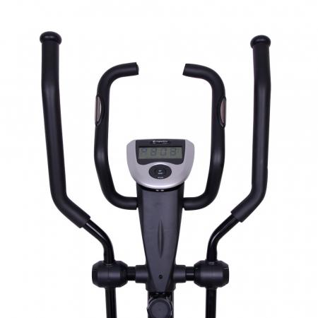Bicicleta fitness eliptica Atlanta Black [1]