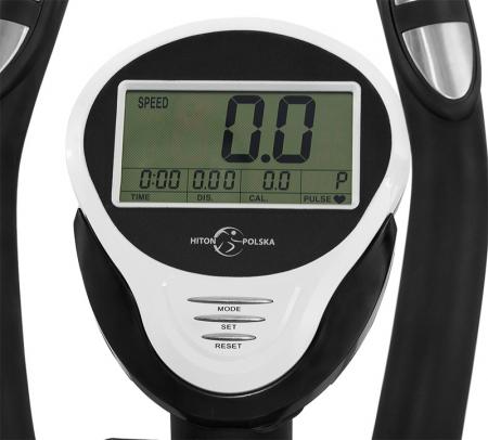 Bicicleta Eliptica Hiton 720 - Rosu [5]