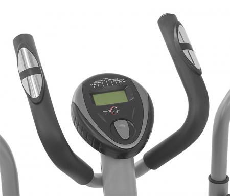 Bicicleta eliptica Hiton Ocelot-gri [5]