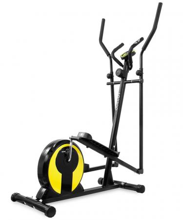 Bicicleta eliptica Hiton Ocelot- negru/galben [2]