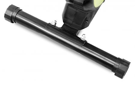 Bicicleta eliptica Hiton Ocelot- negru/galben [8]