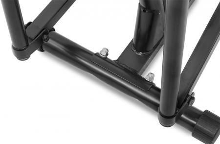 Bicicleta eliptica Hiton Ocelot- negru/galben [7]