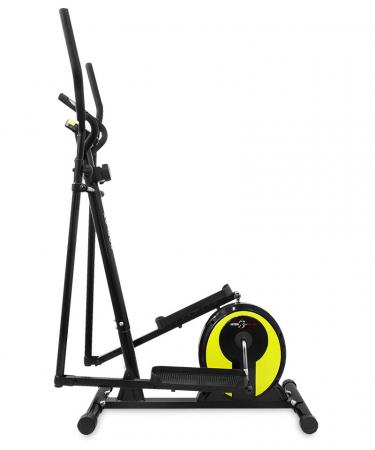 Bicicleta eliptica Hiton Ocelot- negru/galben [4]