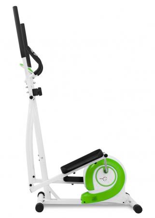 Bicicleta eliptica Hiton Travel-alba [1]