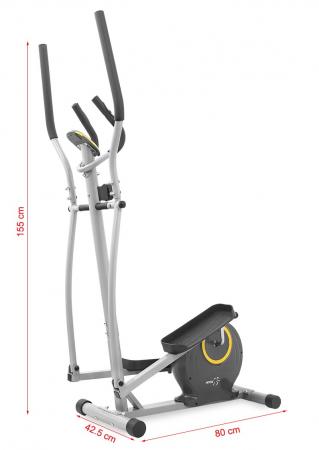 Bicicleta eliptica Hiton Trip-gri [3]