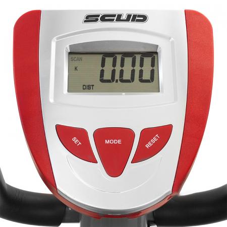Bicicleta Eliptica Magnetica SCUD Runner [4]