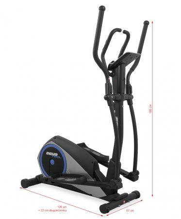 Bicicleta Eliptica SCUD L3 Trol [12]