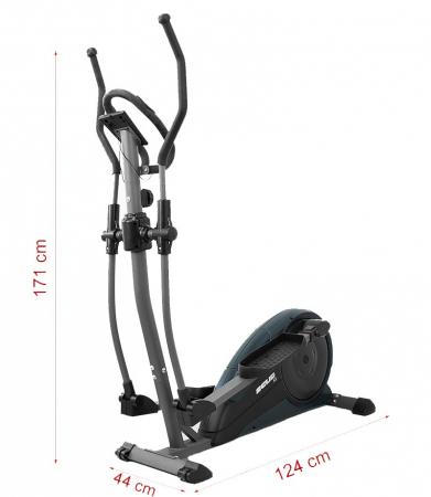 Bicicleta eliptica Scud Lynx X5 [1]