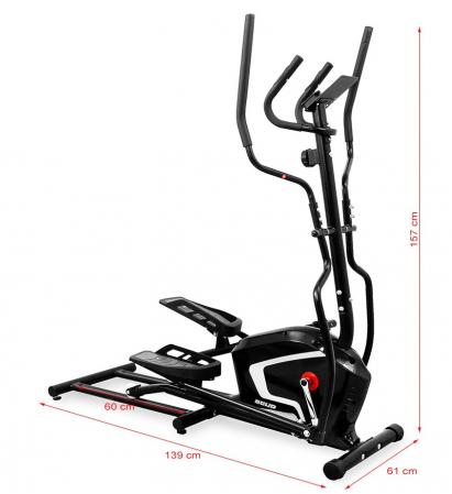 Bicicleta Eliptica SCUD Shape 1.0 [13]