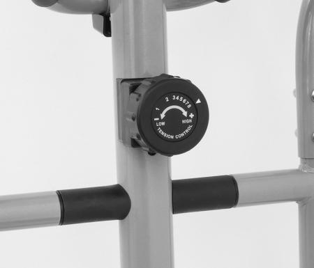 Bicicleta eliptica Scud Smart HD [5]