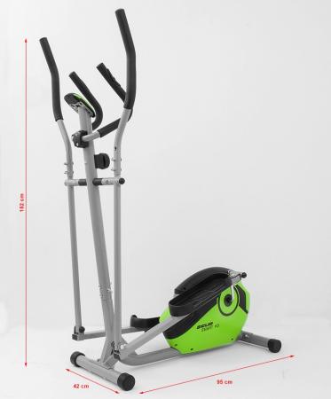 Bicicleta eliptica Scud Smart HD [2]