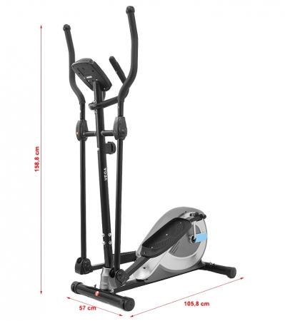 Bicicleta eliptica Scud Vega X [1]
