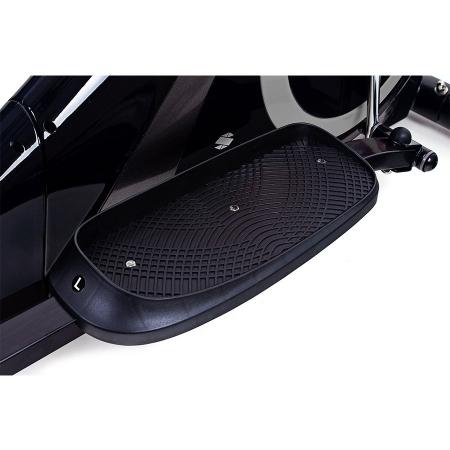 Bicicleta eliptica THUNDER II SG-511E- negru/argintiu [10]
