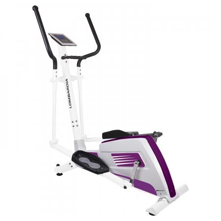 Bicicleta elitica ergometru LOMBARDIA [0]