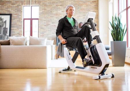 Bicicleta fitness cu spatar Horizon COMFORT R [2]