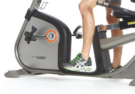 Bicicleta fitness cu spatar Horizon ELITE R4000 [3]