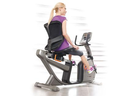 Bicicleta fitness cu spatar Horizon ELITE R4000 [2]