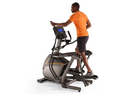 Bicicleta fitness eliptica Matrix E30 XER [0]