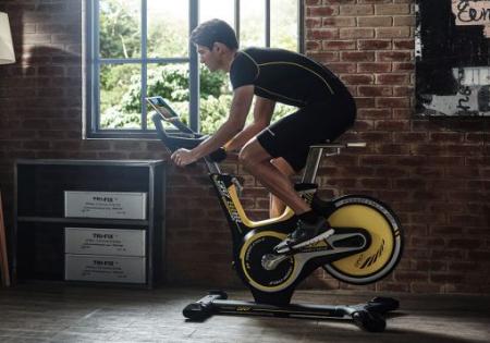 Bicicleta fitness indoor cycling Horizon GR7 [1]